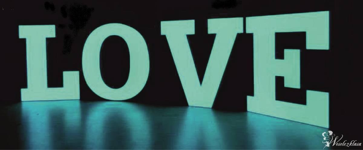 LITERY LOVE napis, Nowy  Sącz - zdjęcie 1