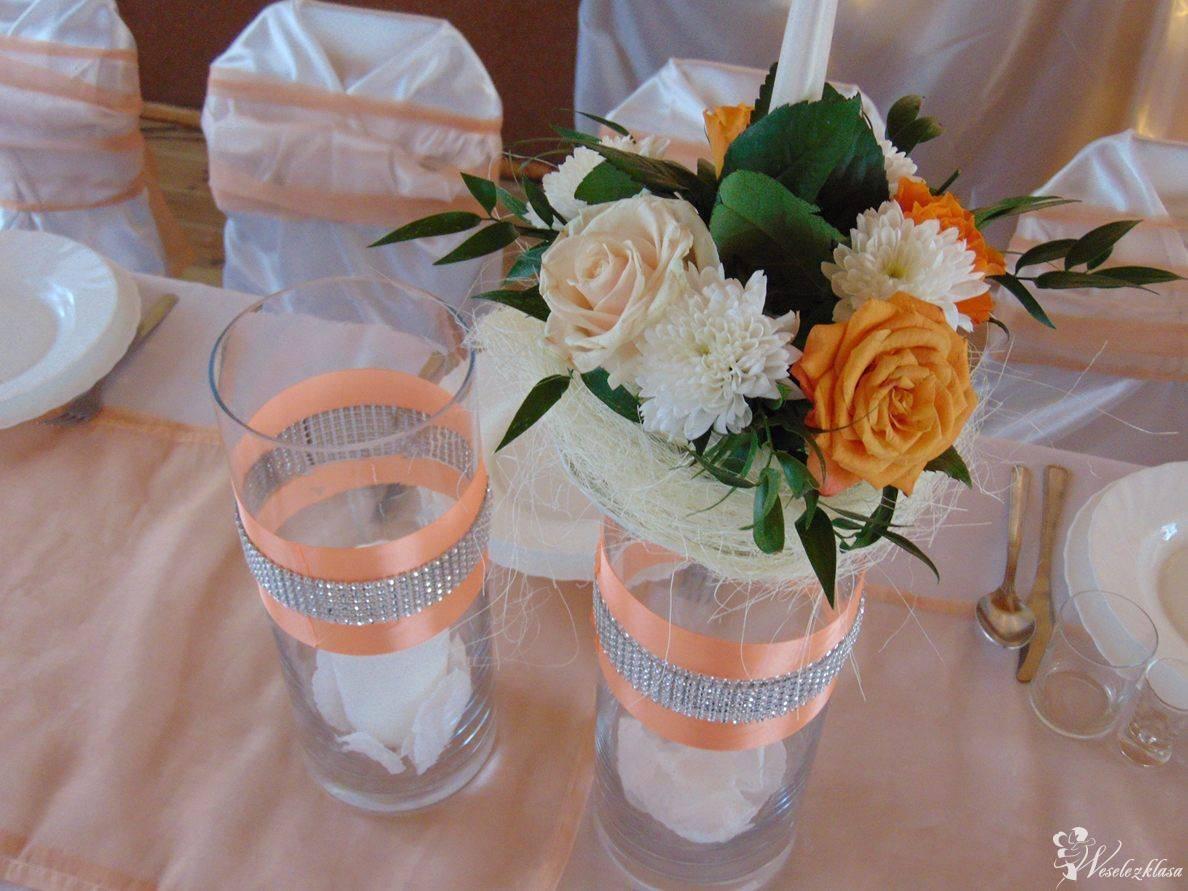 Dekoracje ślubne, weselne, okolicznościowe, Świecie - zdjęcie 1