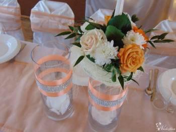 Dekoracje ślubne, weselne, okolicznościowe, Dekoracje ślubne Mogilno