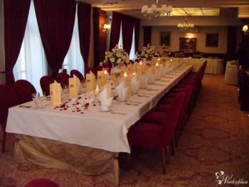 Hotel Dyplomat - Restauracja Pod Samowarem, Sale weselne Orneta