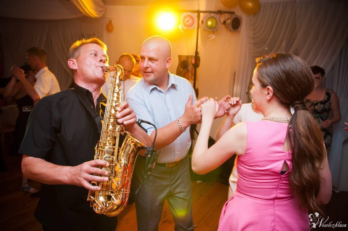 Zespół muzyczny CZAD - saksofon skrzypce wesela studniówki ewenty, Lublin - zdjęcie 1