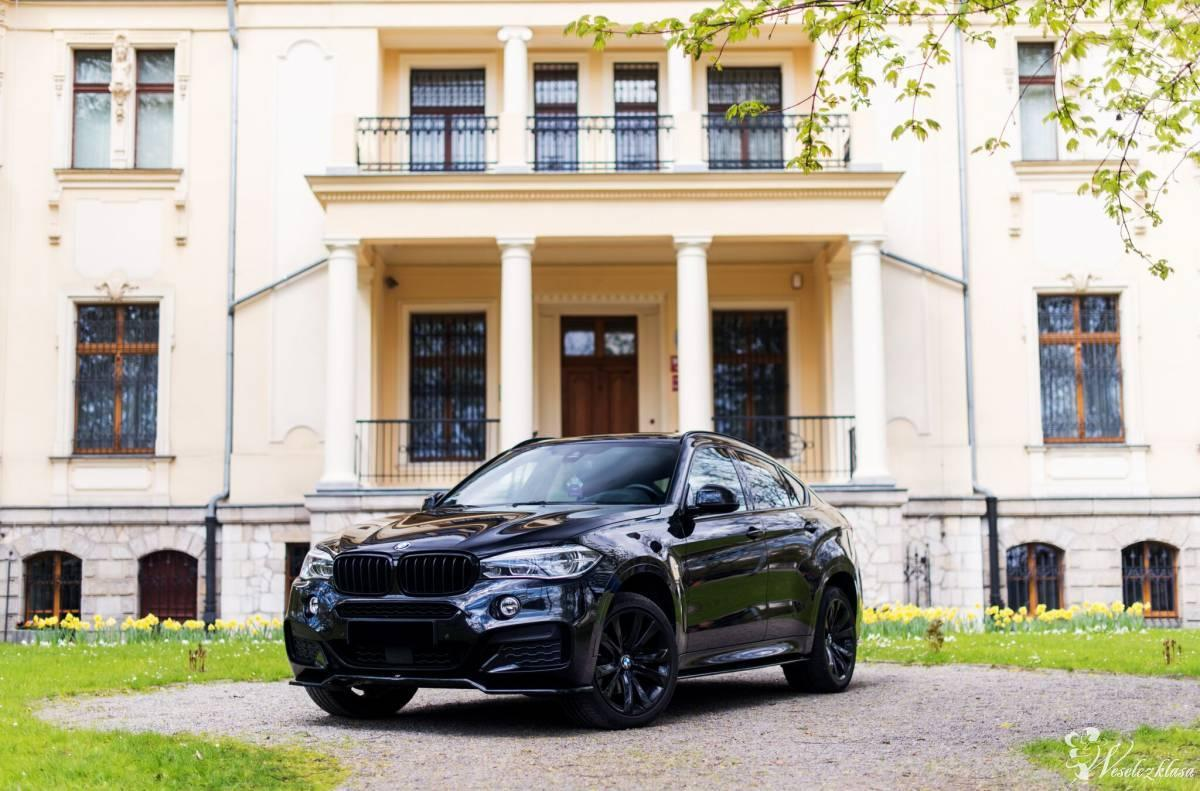 BMW X6 W NAJNOWSZEJ WERSJI DO ŚLUBU!, Katowice - zdjęcie 1