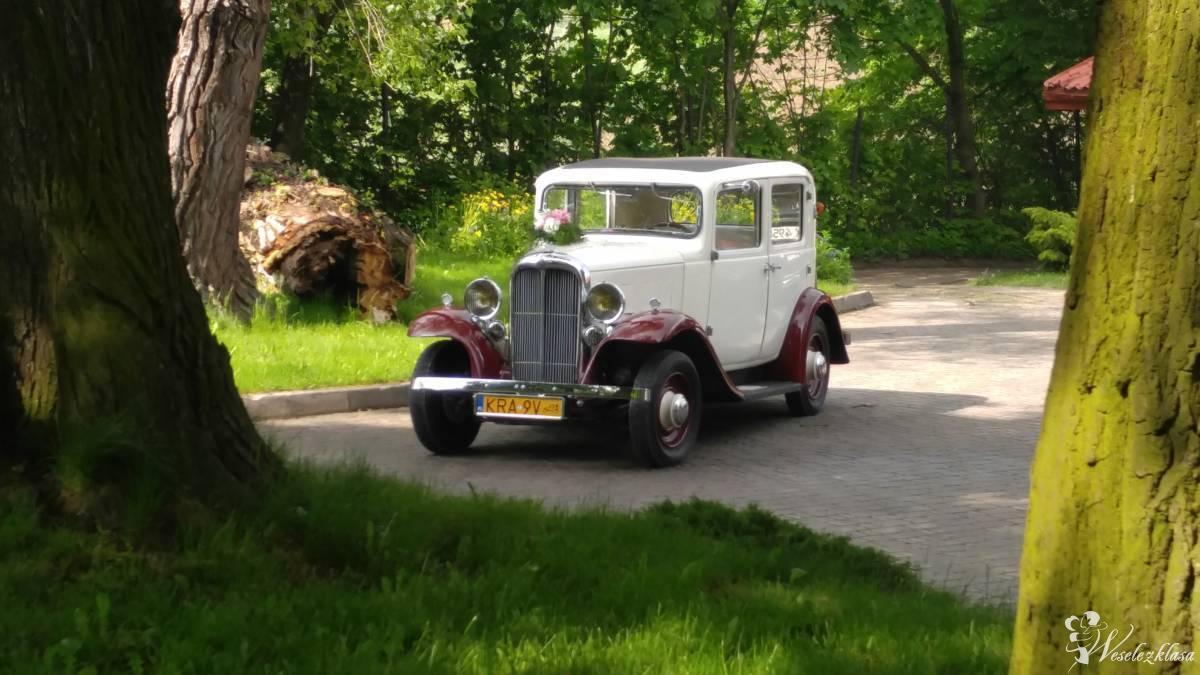 Najpiękniejszy przedwojenny samochód - Citroen Rosalie 10Al 1933r., Kraków - zdjęcie 1