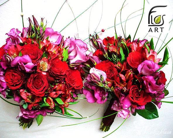 Kwiaty, dekoracje ślubne FlosArt , Mrągowo - zdjęcie 1
