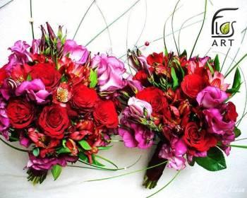Kwiaty, dekoracje ślubne FlosArt , Kwiaciarnia, bukiety ślubne Lidzbark Warmiński