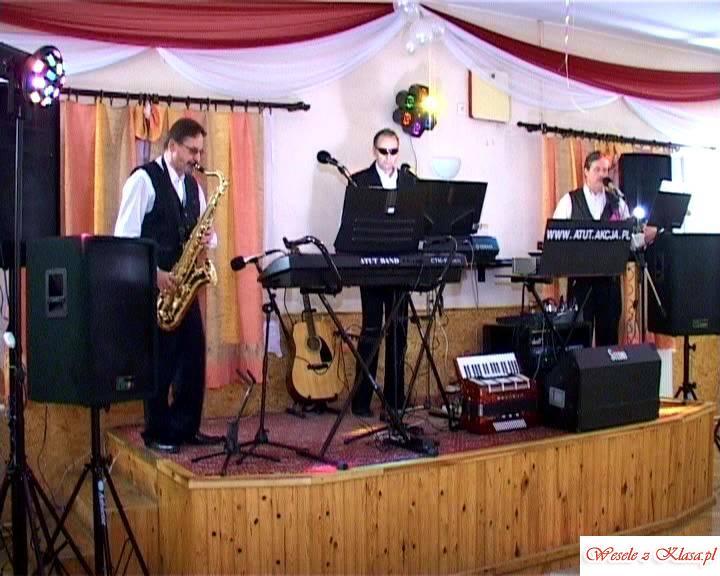 Zespół muzyczny ATUT na wesele, Łódź - zdjęcie 1