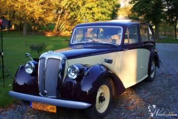 Zabytkowa limuzyna do ślubu, Samochód, auto do ślubu, limuzyna Prabuty