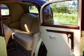 Auto Retro do Ślubu Rover P-3 1948, Samochód, auto do ślubu, limuzyna Toszek