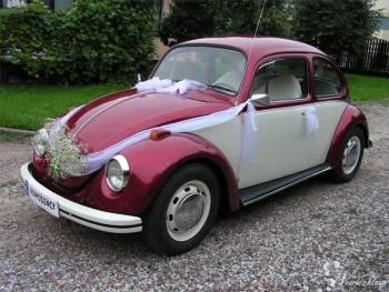 Garbuskiem do ślubu :-), Samochód, auto do ślubu, limuzyna Iława