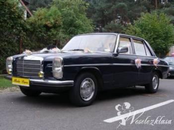 SUPER PREZENT - KLASYKIEM DO ŚLUBU MERCEDES Z 1975, Prezenty ślubne Węgrów