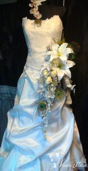 dekoracja  od A do Z  bukiet ślubny promocja , Dekoracje ślubne Bobowa