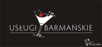 BARMAN NA WESELE,OBSŁUGA BARMAŃSKA WESEL,MOBIL,BAR, Barman na wesele Biały Bór