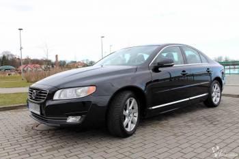 Samochód do ŚLUBU - Volvo S80 Czarna Limuzyna, Samochód, auto do ślubu, limuzyna Łomża