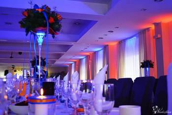 Najlepsza dekoracja sal i parkietu światłem, Dekoracje ślubne Ujście