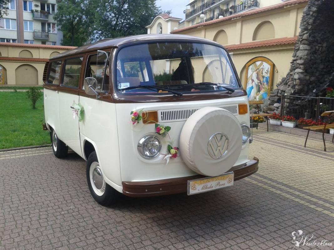 Ponadczasowy samochód do ślubu - Jak z obrazka - Vw ogórek, Włocławek - zdjęcie 1