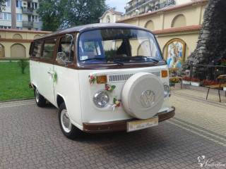 Ponadczasowy samochód do ślubu - Cudowny Vw ogórek,  Włocławek