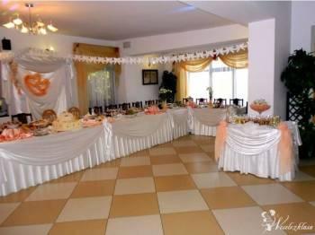 Restauracja BERTEK, Sale weselne Sanok