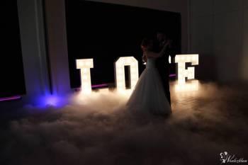 Ciężki dym, taniec w chmurach || Fotobudka || Napis LOVE, Ciężki dym Gliwice