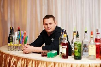 Profesjonalna obsluga przyjęc, Barman na wesele Myszków