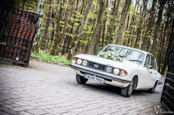 Piękny TRIUMPH TC 2500, Samochód, auto do ślubu, limuzyna Stąporków