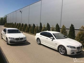 Ekskluzywne BMW 5 na wesela i inne uroczystości!, Samochód, auto do ślubu, limuzyna Rychwał