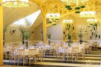 Restauracja Malinowy Las, Sale weselne Kęty