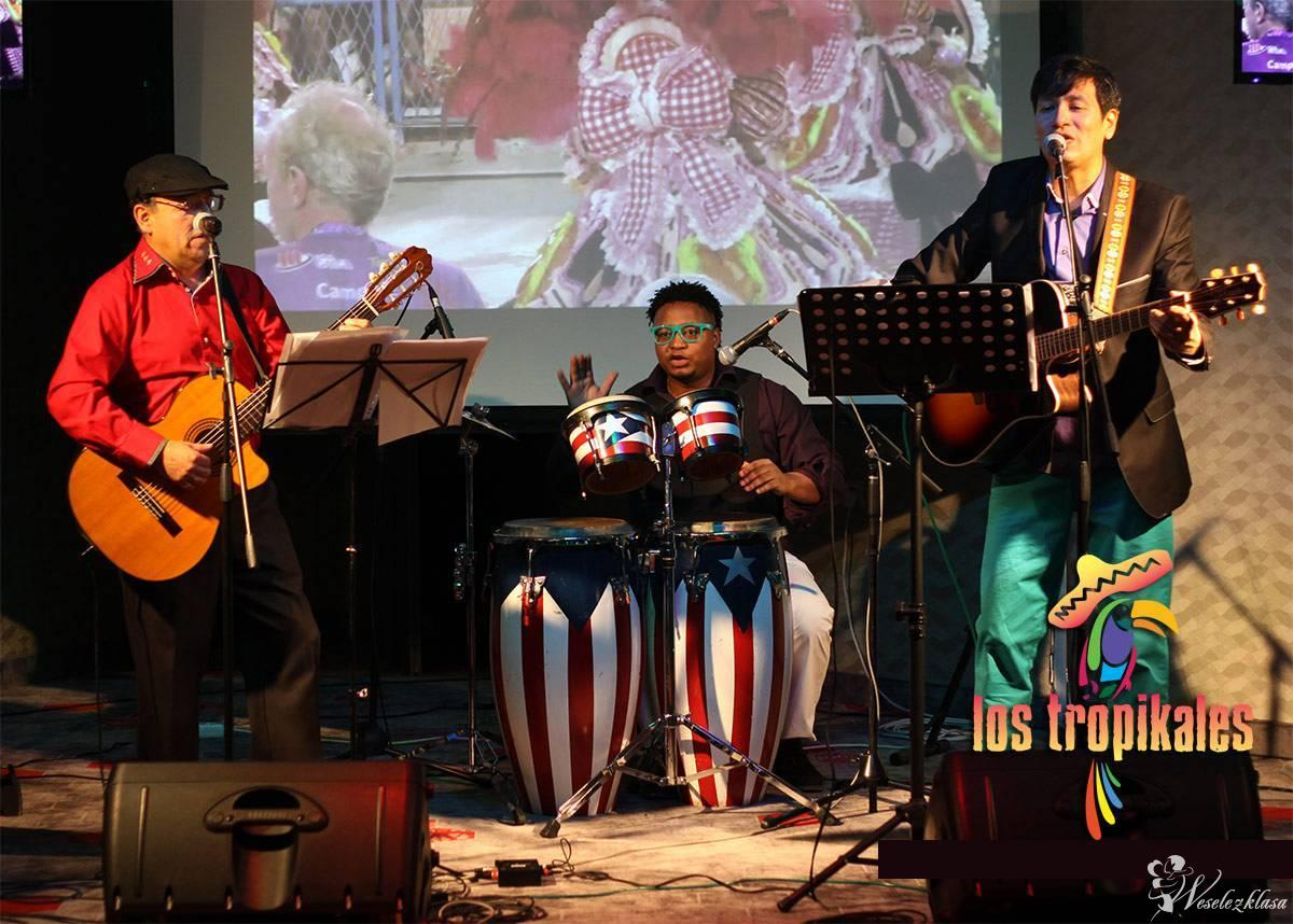 Zespół Latino Los Tropikales muzyka latynoska, Warszawa - zdjęcie 1