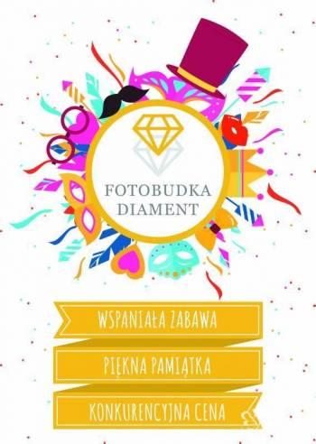 Wynajem fotobudki FOTBUDKA na wesele diament CIĘŻKI DYM bary literki!, Fotobudka, videobudka na wesele Kraków