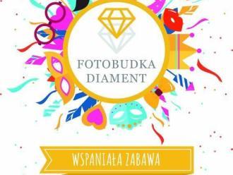 Wynajem fotobudki FOTBUDKA na wesele diament CIĘŻKI DYM bary literki!,  Kraków