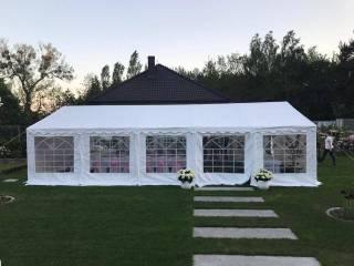 Namiot weselny/plenerowy/imprezowy - namioty wynajem na każdą okazję, Wypożyczalnia namiotów Łobez