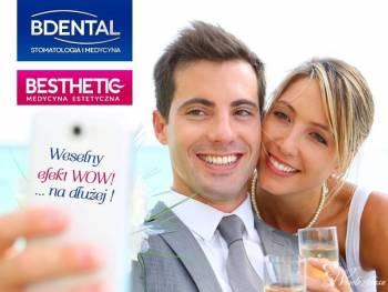 Wybielanie zebów, medycyna estetyczna (zęby, botox, mezoterapia), Artykuły ślubne Żory