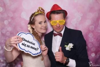 Fotobudka Abrakadabra. Zapraszamy do rezerwacji terminów., Fotobudka, videobudka na wesele Błonie