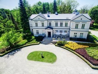 Biały Pałac Palczew,  Warka