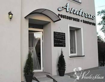 Restauracja ANDREAS, Sale weselne Pawłowiczki