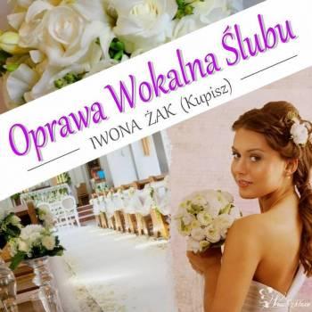 ♥ Anielski Śpiew na Twoim Ślubie -  Iwona Żak (Kupisz) ♥, Oprawa muzyczna ślubu Zdzieszowice
