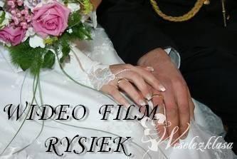 WIDEO-FILM-RYSIEK  wideofilmowanie i fotografia, Kamerzysta na wesele Skórcz