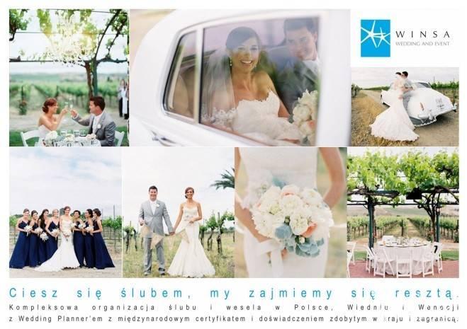Winsa - Wedding Planners - Organizacja ślubów i wesel, Kraków - zdjęcie 1