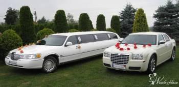 WYNAJEM LIMUZYN - Chrysler 300C i Lincoln Limuzyna, Samochód, auto do ślubu, limuzyna Przemyśl