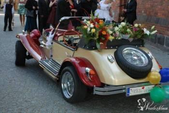 KOLEKCJA SAMOCHODÓW ZABYTKOWYCH, Samochód, auto do ślubu, limuzyna Tolkmicko