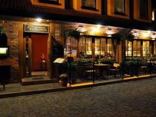 Restauracja Korona,  Stargard Szczeciński