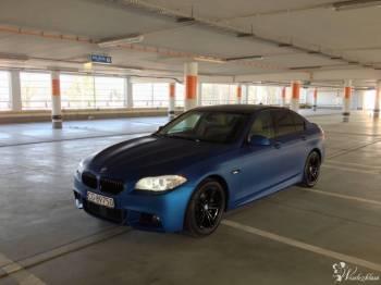Unikatowe BMW 535i!, Samochód, auto do ślubu, limuzyna Prabuty