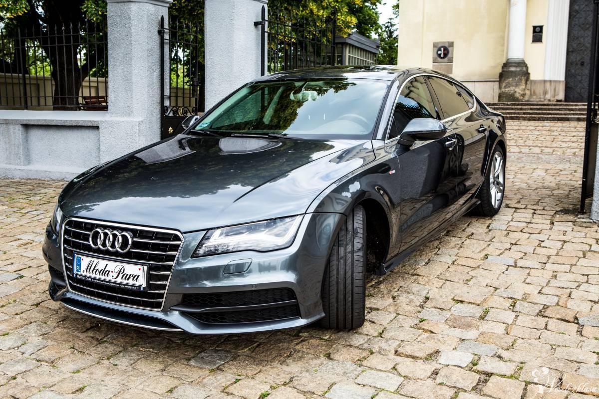 Audi A7 S-Line Śluby inne Imprezy okolicznościowe, Warszawa - zdjęcie 1
