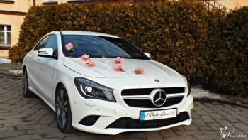 Mercedes CLA, Samochód, auto do ślubu, limuzyna Rydułtowy