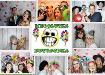 WESOLUTKA FOTOBUDKA! ATRAKCYJNE PAKIETY! :), Fotobudka, videobudka na wesele Gdańsk