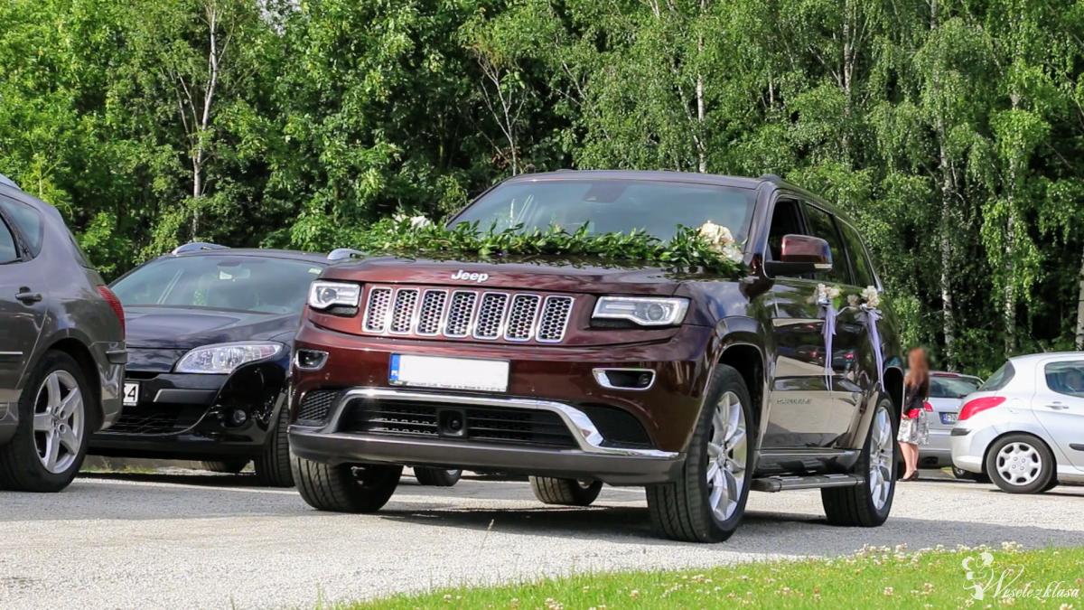 Duży i luksusowy SUV - Jeep Grand Cherokee, Poznań - zdjęcie 1
