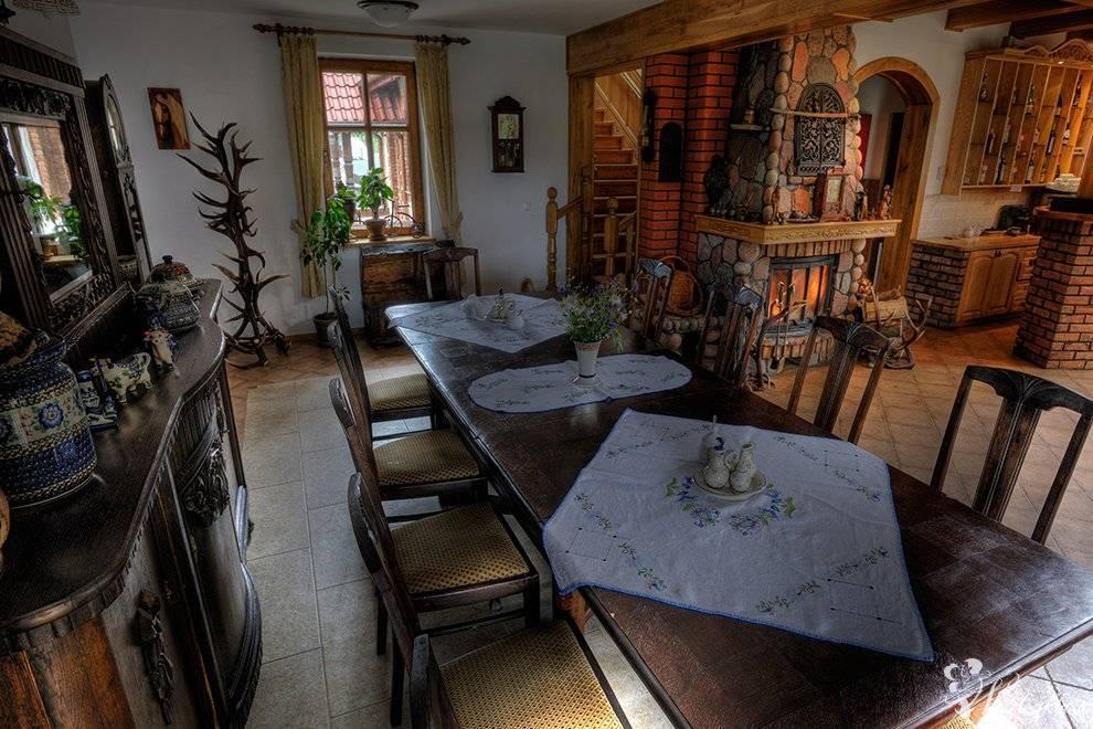 Restauracja KRUTYŃSKA, Piecki - zdjęcie 1