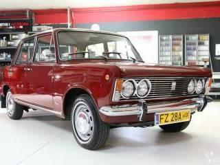 Zrób to w starym stylu, Fiat 125p 73',  Zielona Góra