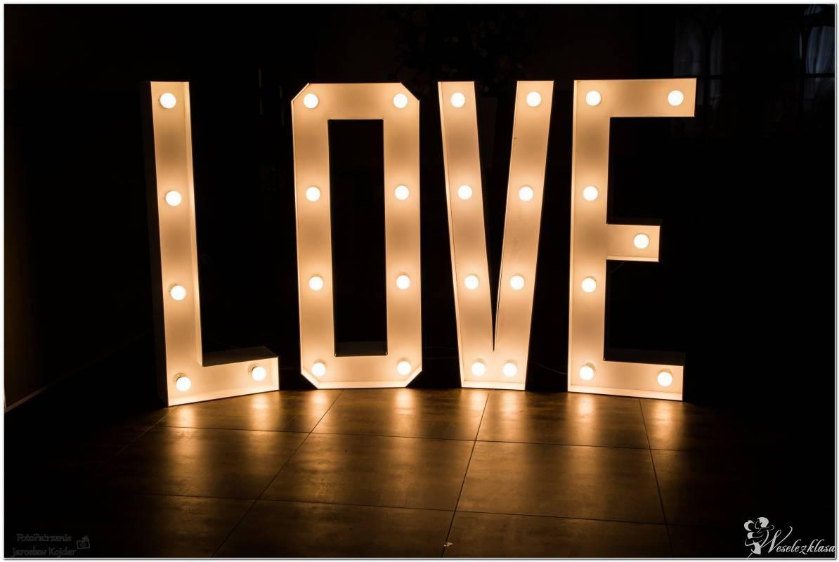 Love napis 1.3m wysokości, Wejherowo - zdjęcie 1