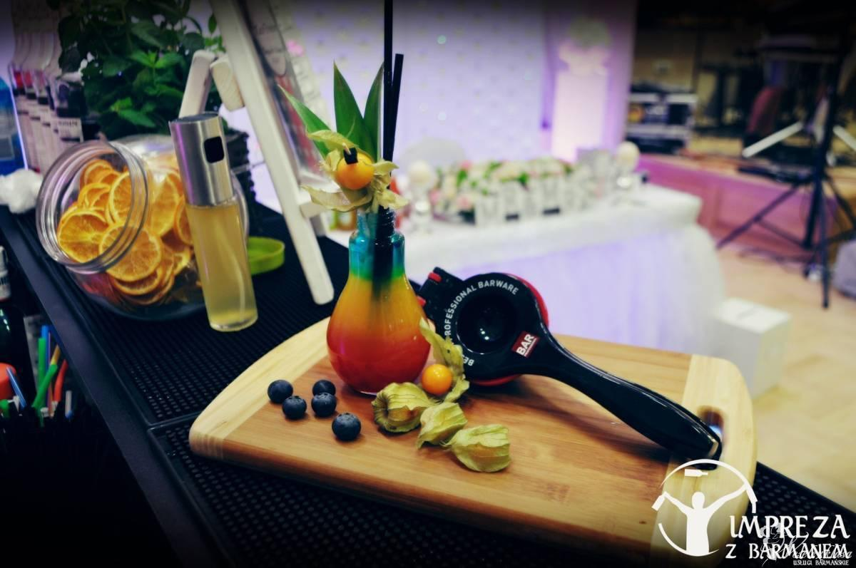 Impreza z Barmanem Profesjonalni Barmani na Wesele   Napis LOVE, Korczyna - zdjęcie 1