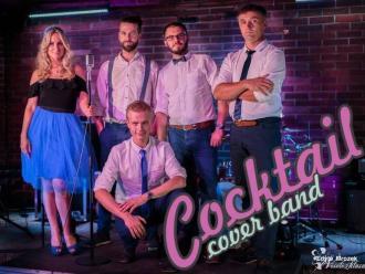 Cocktail Cover Band - światowe i polskie hity 100% na żywo!,  Rybnik